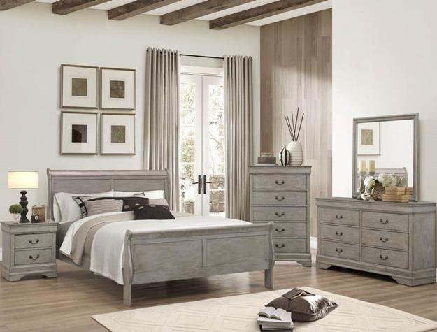 queen mattress & bedroom furniture
