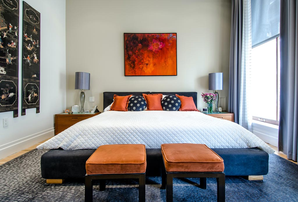 , Choosing the Right Colors for Your Bedroom