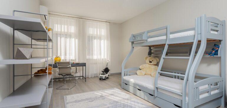 4 Ideas for Children's Bedrooms